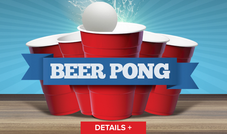 Beer Pong on the Deck (HPB)
