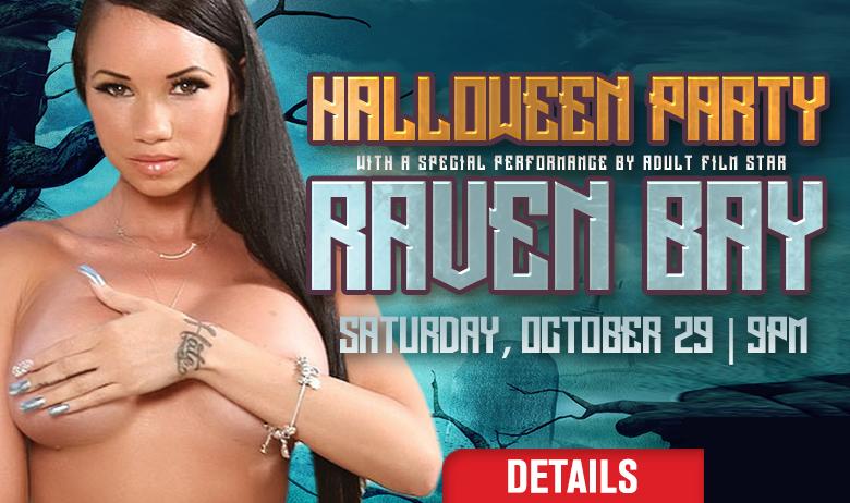 Halloween Party + Raven Bay (HPB)