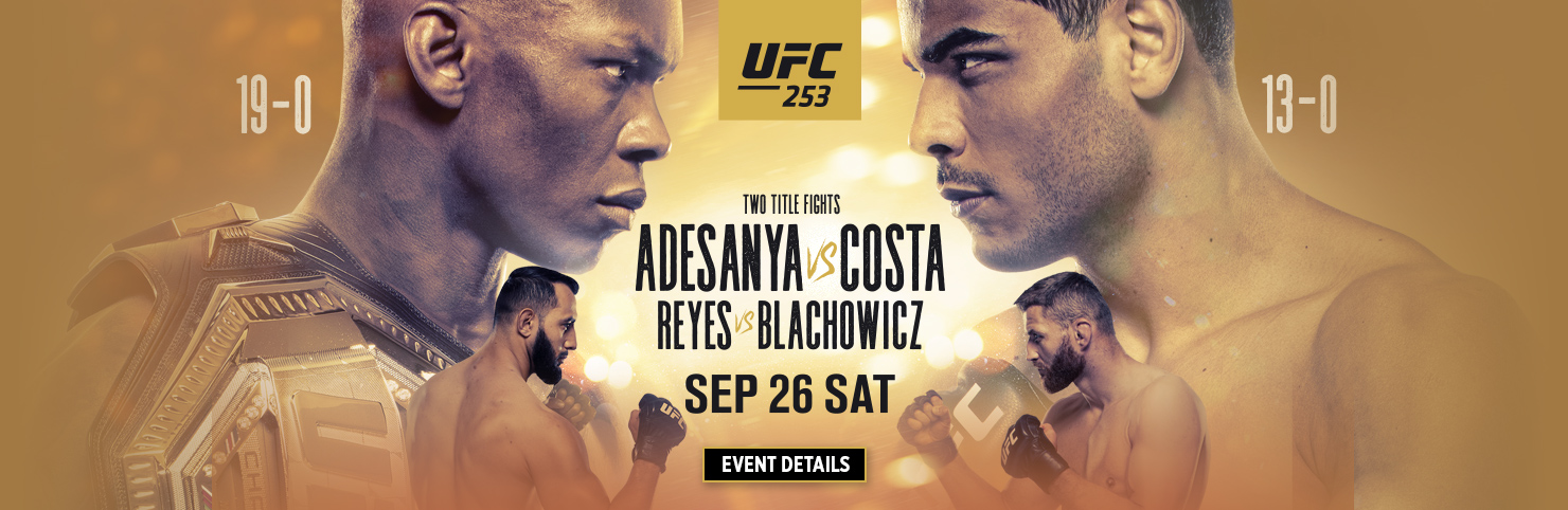 UFC 253 (HPB)