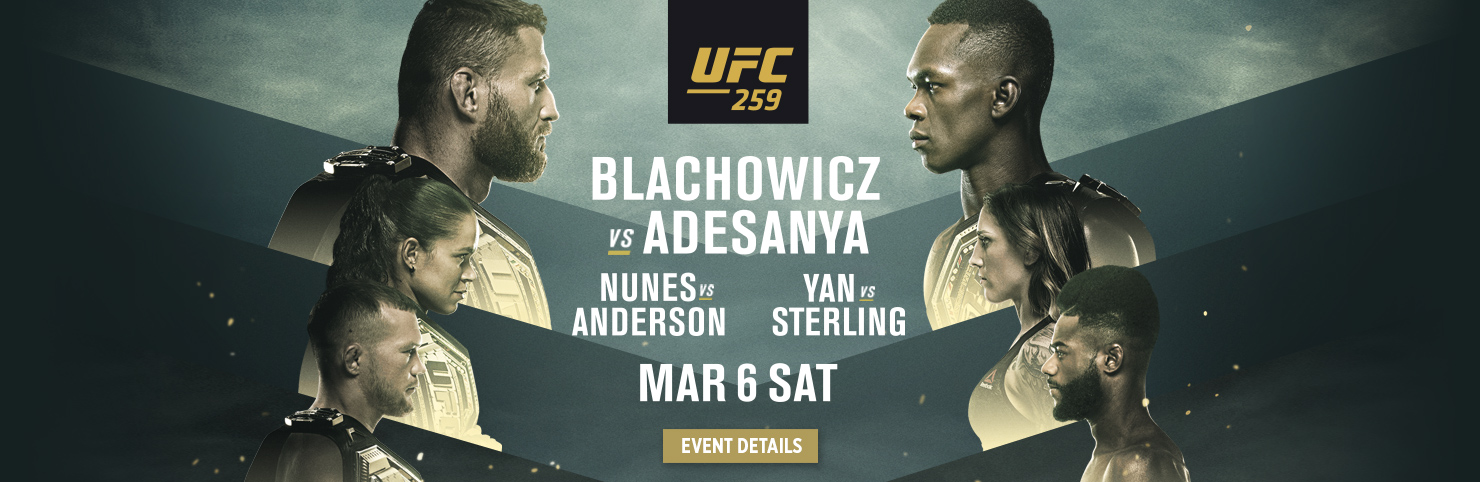 UFC 259 (HPB)