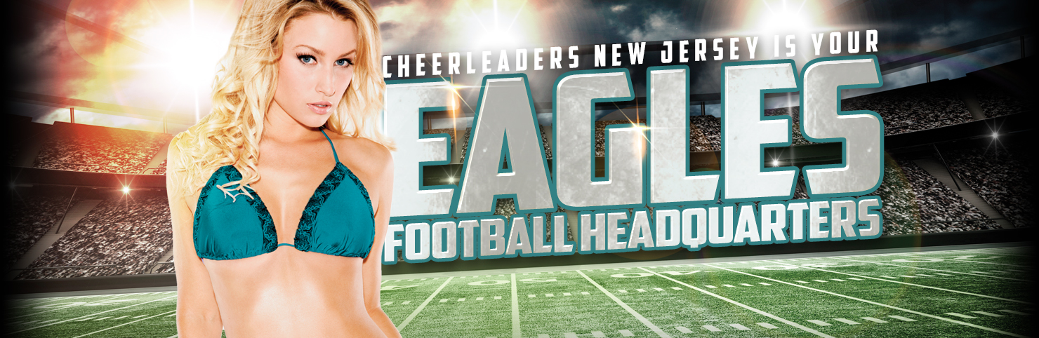 Eagles Football 2017 at Cheerleaders New Jersey