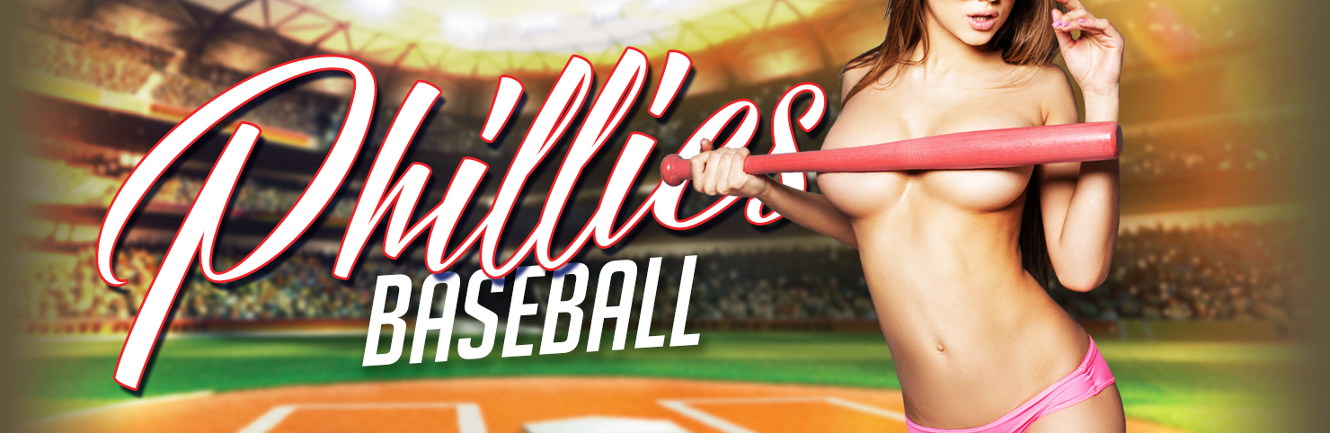 Phillies Baseball at Cheerleaders New Jersey