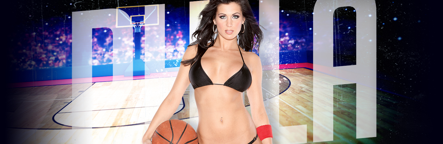 76ers Basketball at Cheerleaders New Jersey
