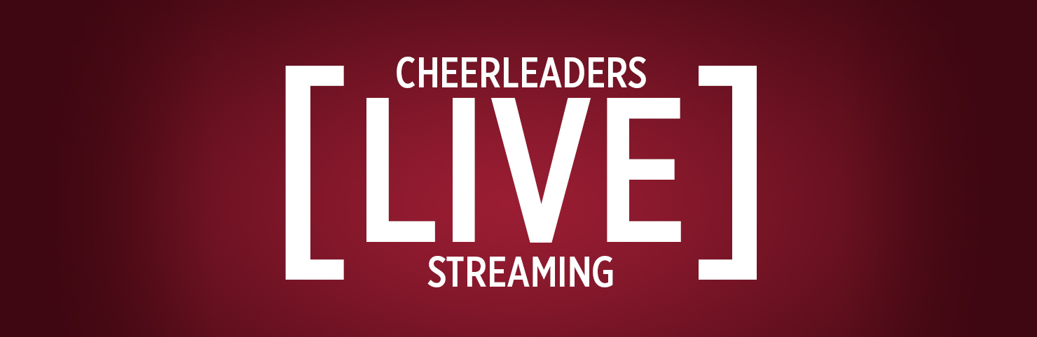 Cheerleaders NJ Live Streaming at Cheerleaders New Jersey