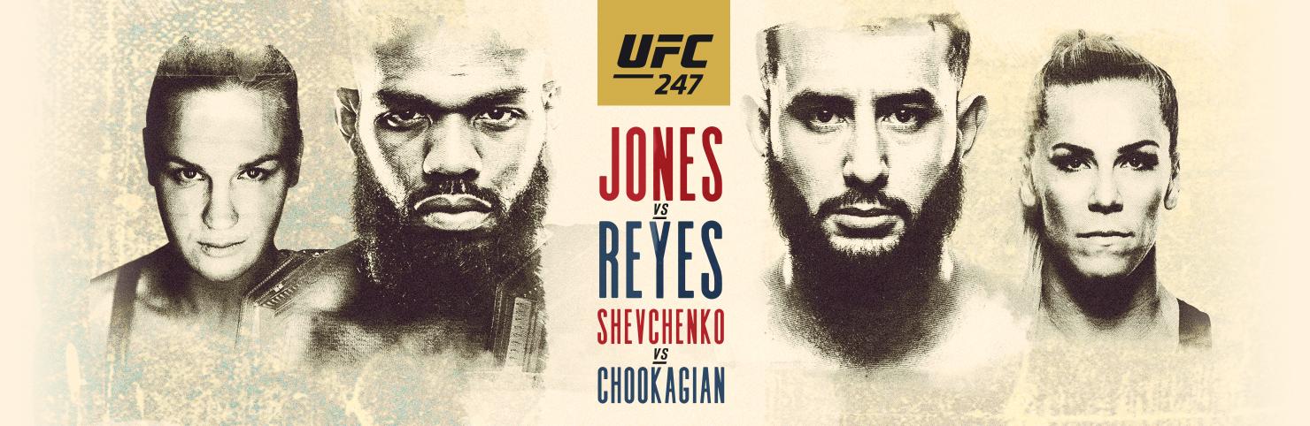 UFC 247 at Cheerleaders New Jersey