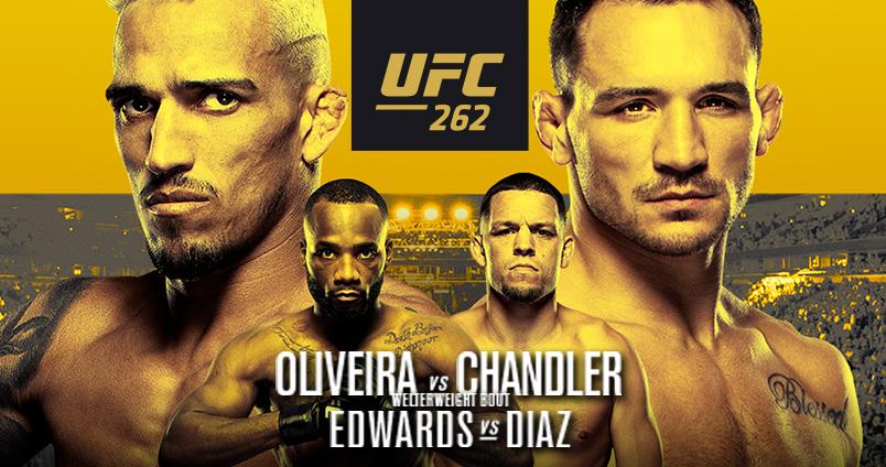 UFC 262 at Cheerleaders Club