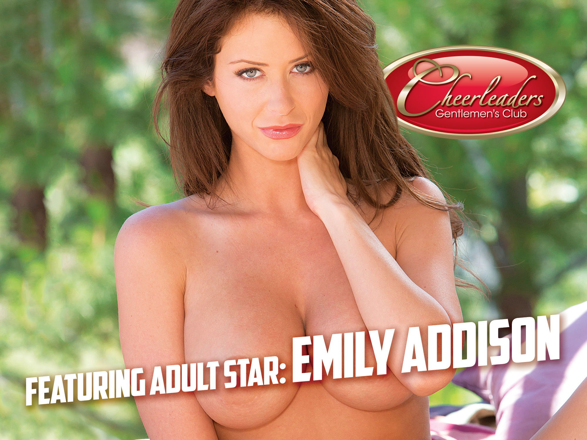 Emily Addison - Cheerleaders New Jersey
